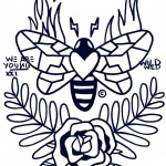 BEE: Represents majesty, the wilderness and the natural lifestyle of the young.